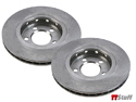 OEM - Brake Rotors - Rear Set - TT 225 3.2