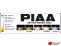 PIAA - Night Tech Bulbs - H11 55W - Twin