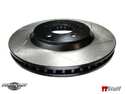 Power Slot-Slotted Brake Rotors-Rear Set - 180q