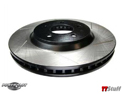 Power Slot - Slotted Rotors - Front Set - TT 2.0T
