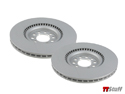 Zimmermann - Brake Rotors - Front Set - TT 180 225