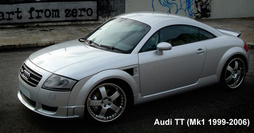 Audi tt roadster 2004 for sale