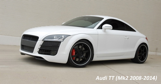 Audi TT Stuff-Audi TT Performance Parts and Audi TT Accessories